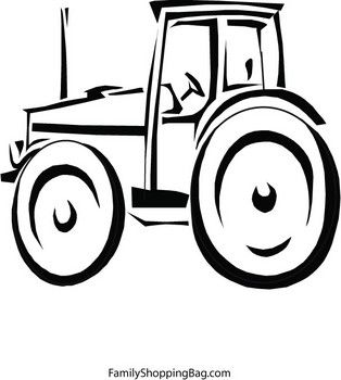 John Deere Coloring Pages & Party printables | Party Ideas ...