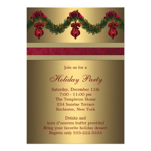 Company holiday party invitation wording rscf holiday party company holiday party invitation wording stopboris Choice Image
