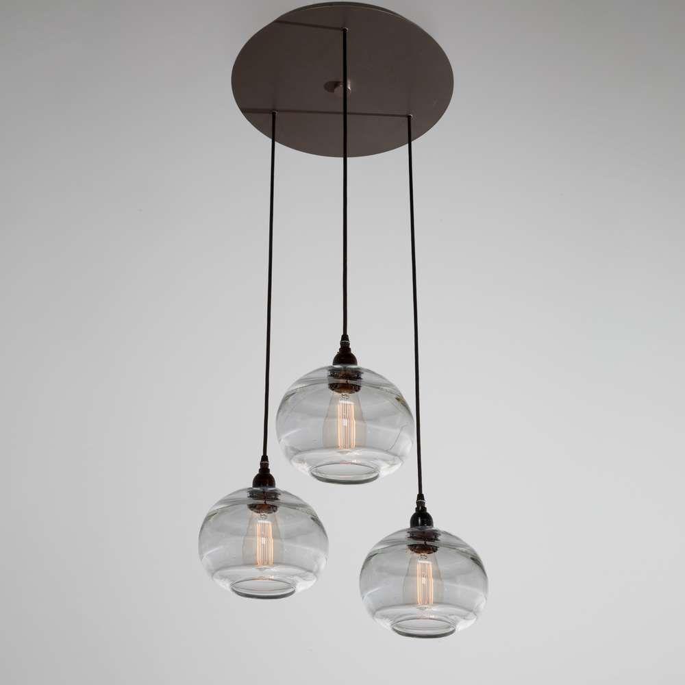 Coppa Multipoint Pendant Light