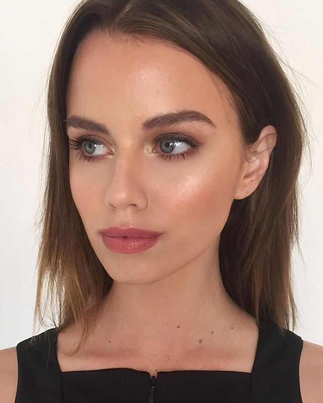 Natural makeup ideas
