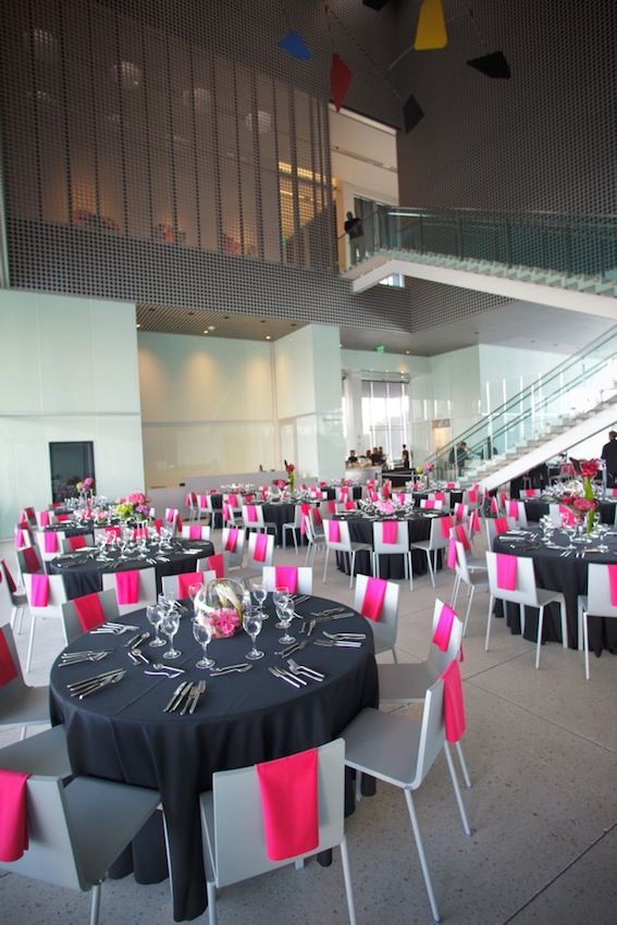 Weddings at the Tampa Museum of Art are spectacular affairs ...