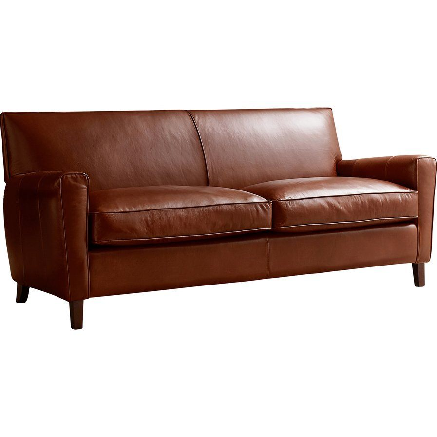 Foster Leather Sofa Leather Sofa Best Leather Sofa Modern