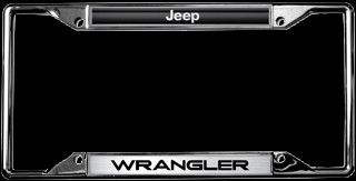 Jeep License Plate Frame Jeep Wrangler Plates Frames And