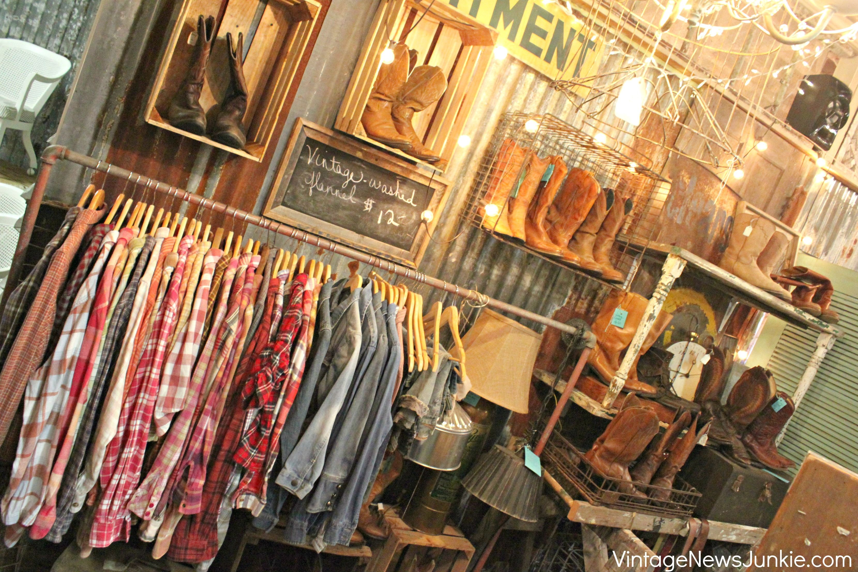 Country Vintage Cowboy Boots Add Purses Hats Etc To