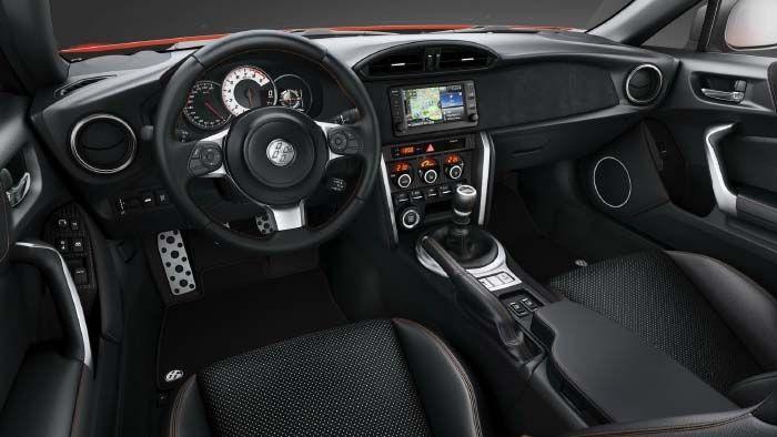 2019 Toyota Gt86 Interior