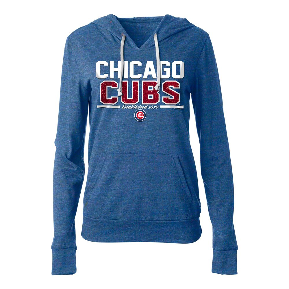 Chicago Cubs Women S Royal Jersey Tri Blend Pullover Hood By 5th Ocean Chicagocubs Cubs Mlb Fl Chicago Cubs Outfit Cubs Clothes Chicago Cubs Womens [ 1000 x 1000 Pixel ]