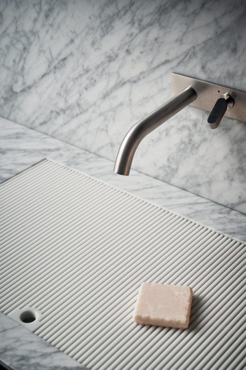 Salle De Bain Dans Maison Ossature Bois ~ nouvelles salles de bains agape milan design week pinterest