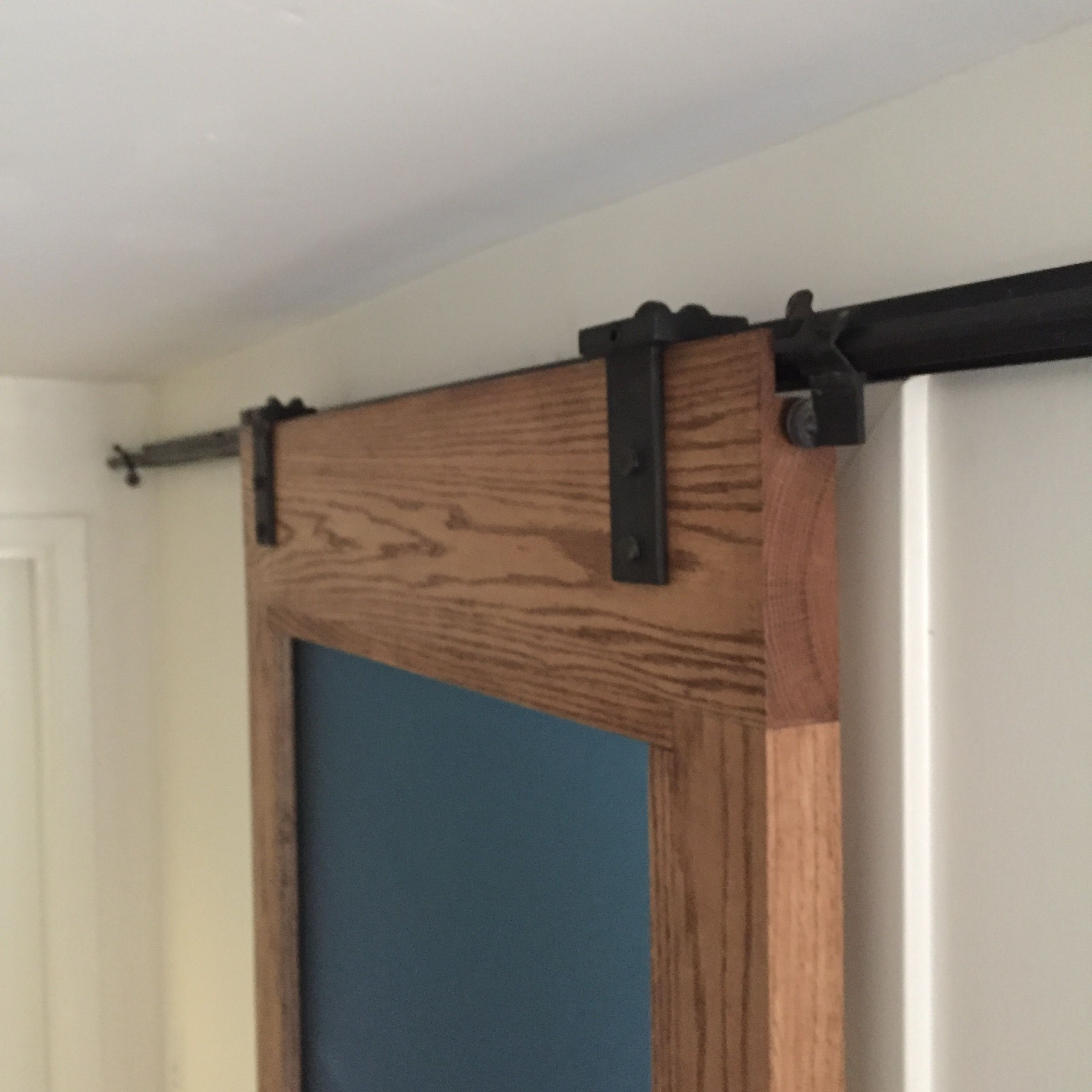 Custom Ultra Low Profile Barn Door Hardware By 22nd Supply Co