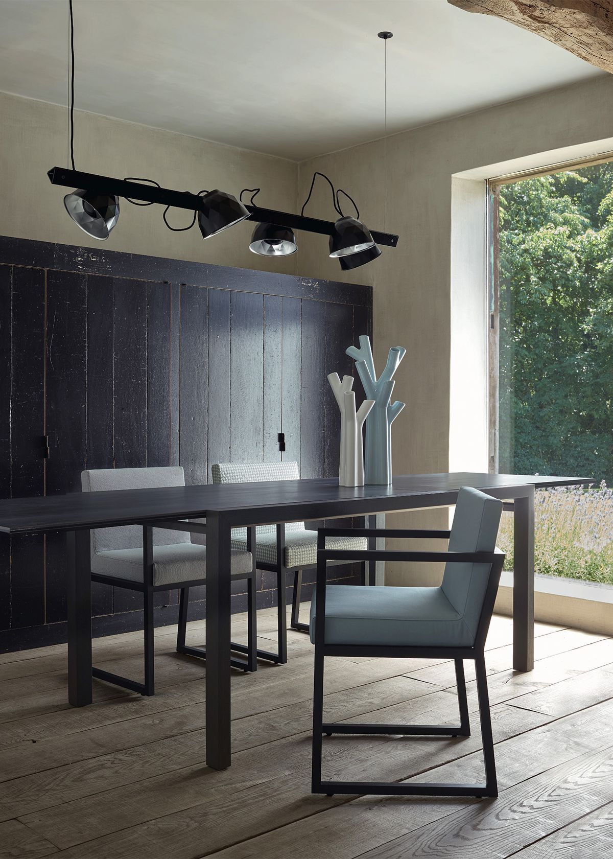 Daria Dining Table Designed For Ligne Roset | Available At Linea Inc. Modern  Furniture Los