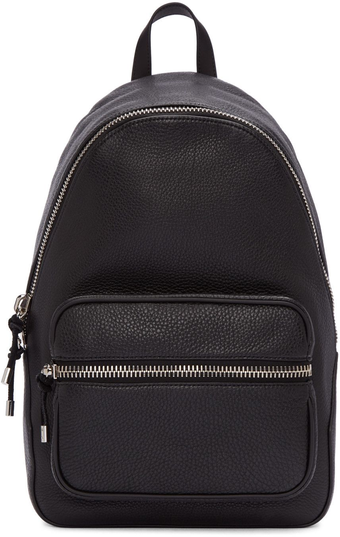 f80c0bb15594 ALEXANDER WANG Black Berkeley Backpack.  alexanderwang  bags  leather   lining  backpacks
