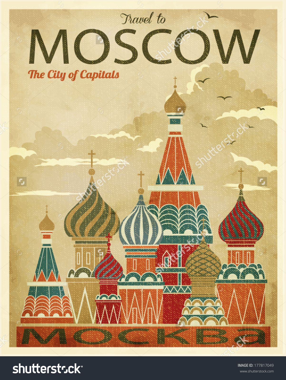 Vintage Russian Travel Posters  Google Search
