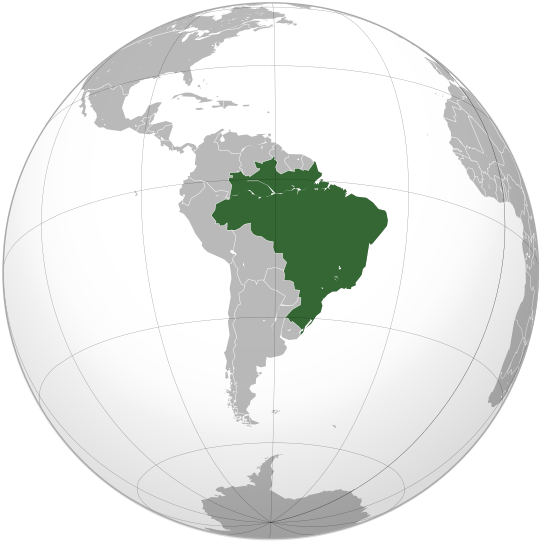 File:Brazil (orthographic projection).svg