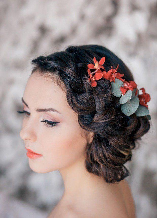 coiffure mariage tresse 35 photos merveilleuses pour vous pinterest coiffure mariage tresse. Black Bedroom Furniture Sets. Home Design Ideas