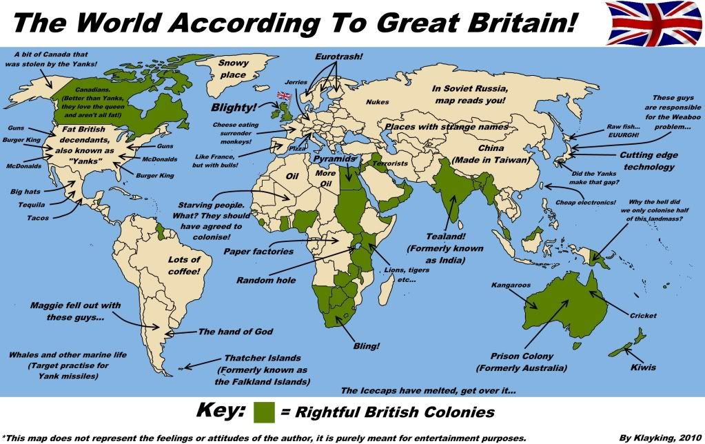 Funny Map The World Of America Page 2 RSI Community Forums - Map Of The Us And Britain