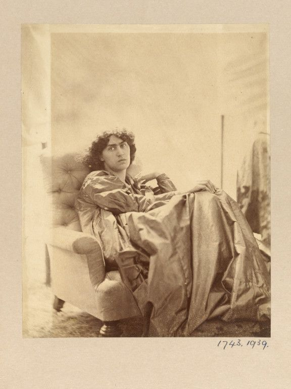Jane Burden - muse to Rosetti, Morris and other Pre-Raphaelites