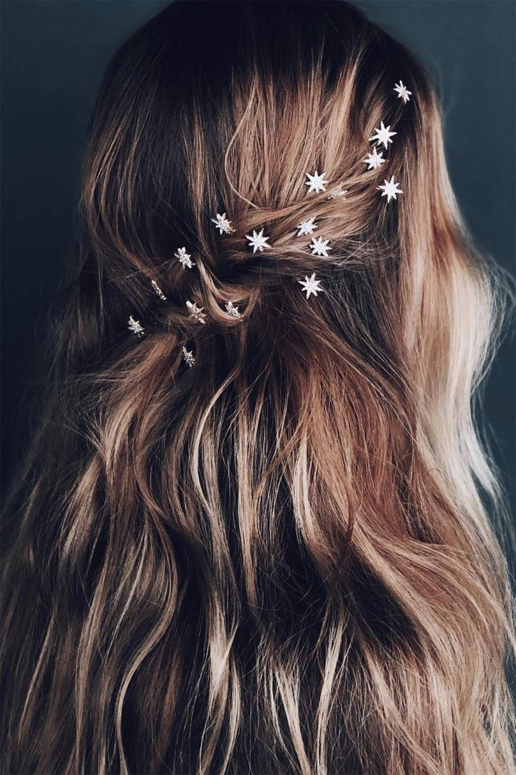 All the winter wedding hair inspiration you need to find a style you'll love