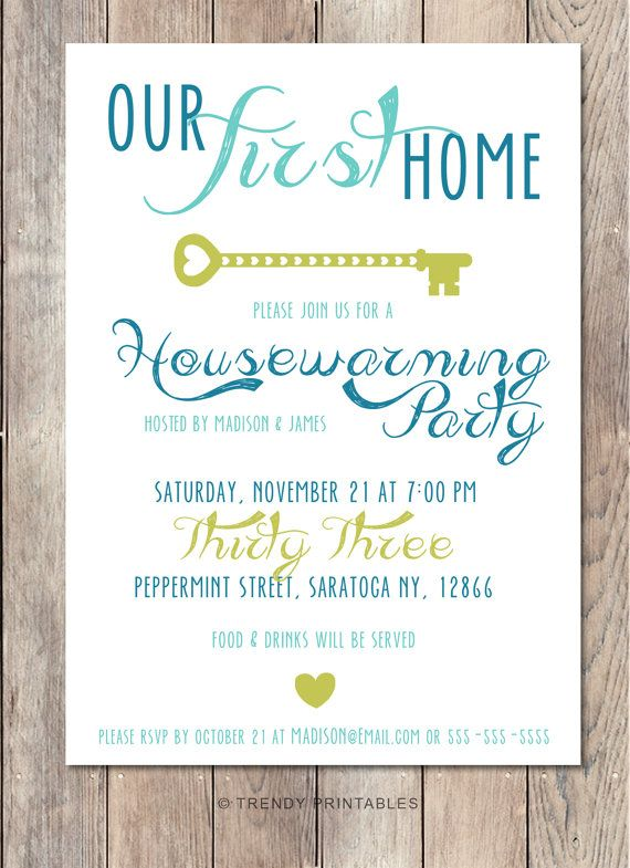 photograph regarding Printable Housewarming Invitations called Housewarming Occasion Invitation, Housewarming Invitation