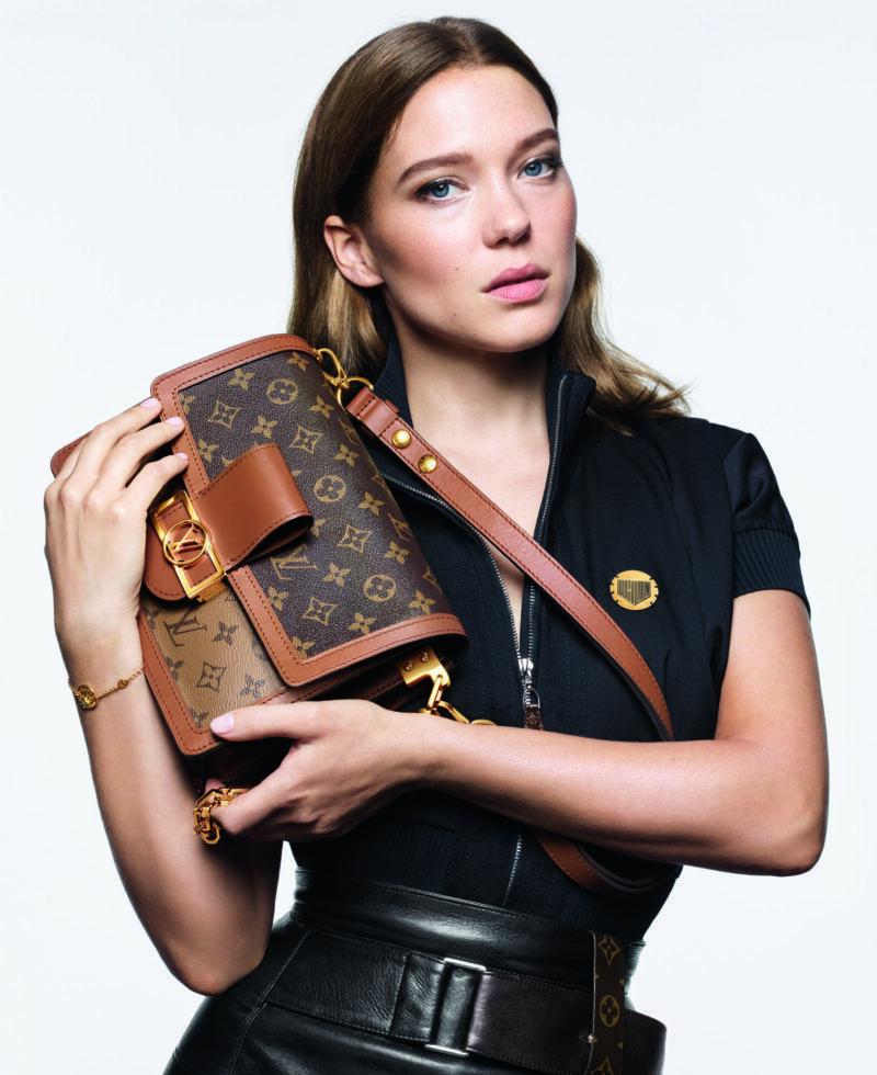 30896a1784287 Alicia Vikander frontar ny kampanj för Louis Vuitton | FASHION ...