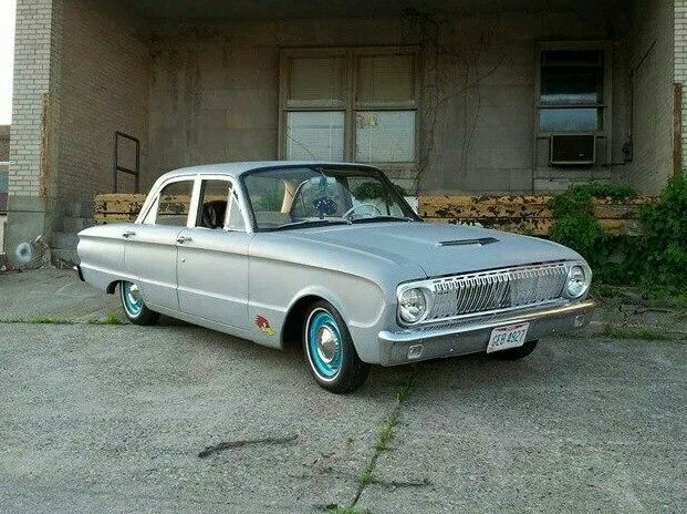 Ford Falcon 1962 Lowrider Ford Falcon Cool Cars Ford
