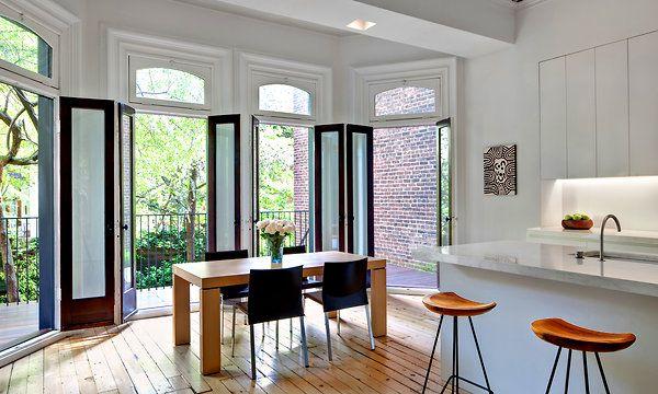 MANHATTAN: A Chelsea Town House Worth the Wait. 10/3/2012 via @The New York Times