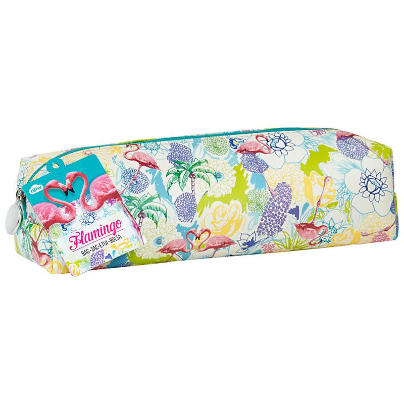 Buy Natural Products Flamingo Pencil Case | John Lewis