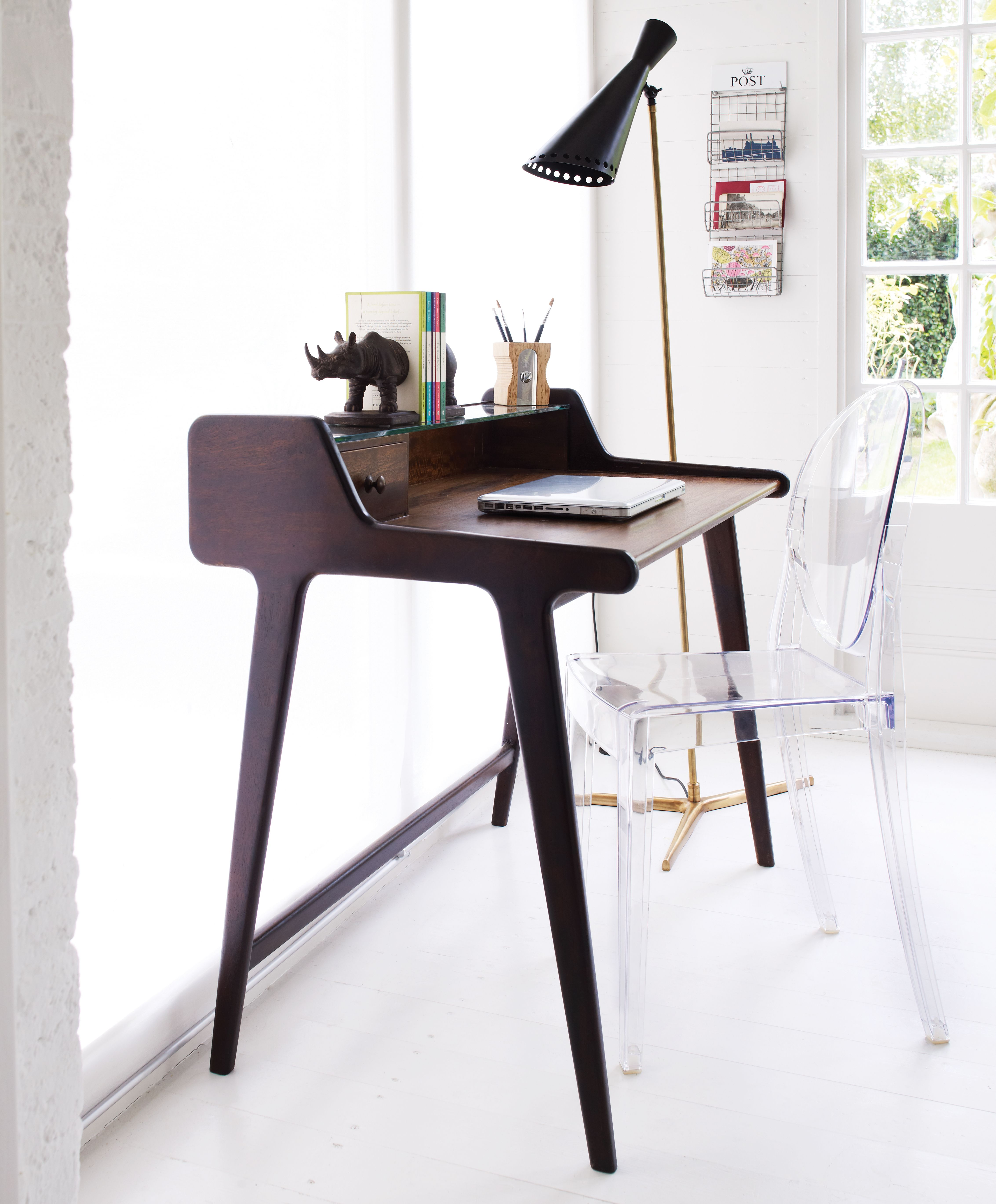 The Orwell Writing Desk, Graham and Green