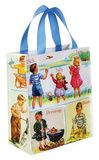 Dick and Jane Handy Bag Tote Bag