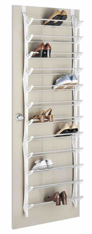 ideias de espaço extra para guardar seus sapatos organizing