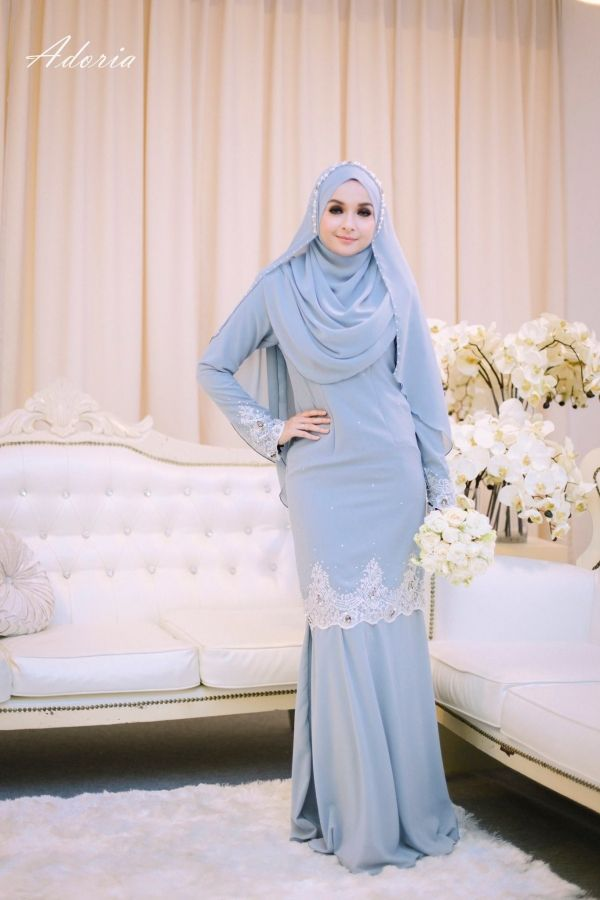 Wedding Dress Tunang Nikah Resepsi Pakaian Shop Online