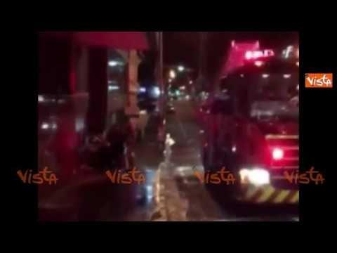 Terremoto 7.8 in Nuova Zelanda: le prime immagini delle distruzioni