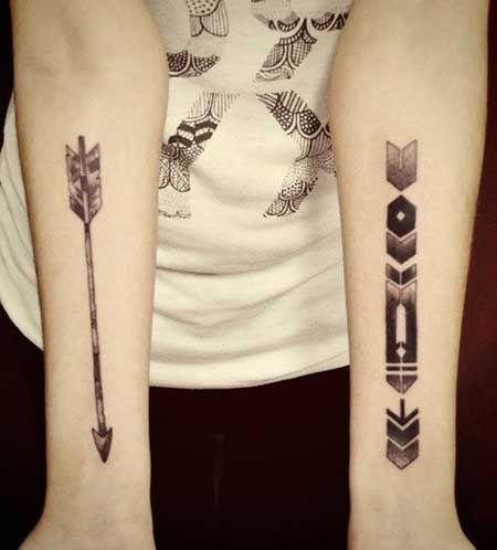 Significado de tatuagem de flecha o que significa significados significado de tatuagem de flecha cruzada fotos e desenhos mais altavistaventures Gallery