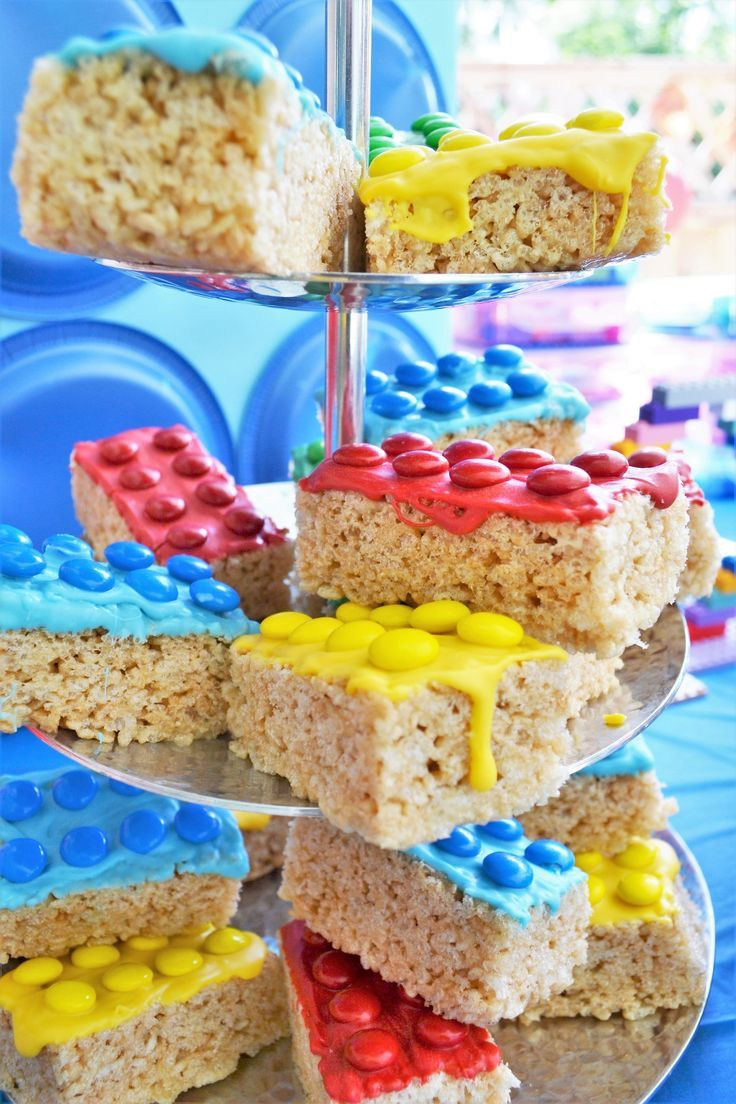 Corbin's 4!! Fun Kids LEGO Birthday Party Ideas! - Making Things is Awesome