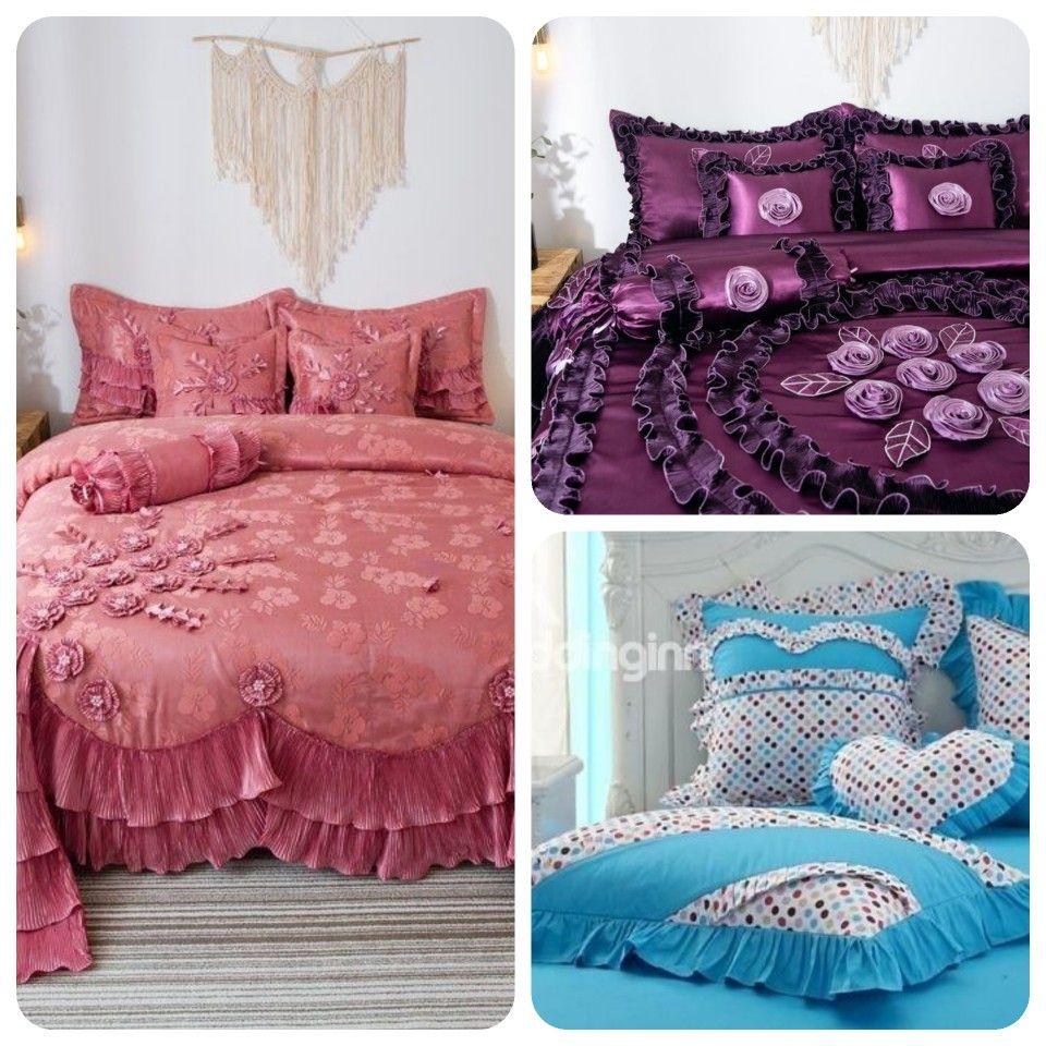 دراوات و مفارش سرير للعرايس روووعة مفارش صيفية الطير سرير صيفية
