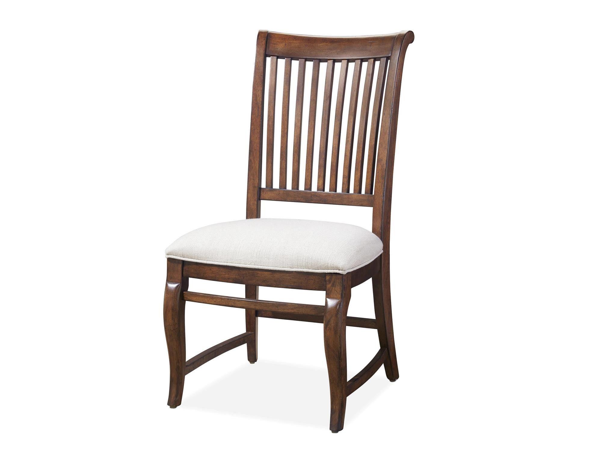 Paula Deen Dogwood Side Chair (Set of 2) - Low Tide Finish