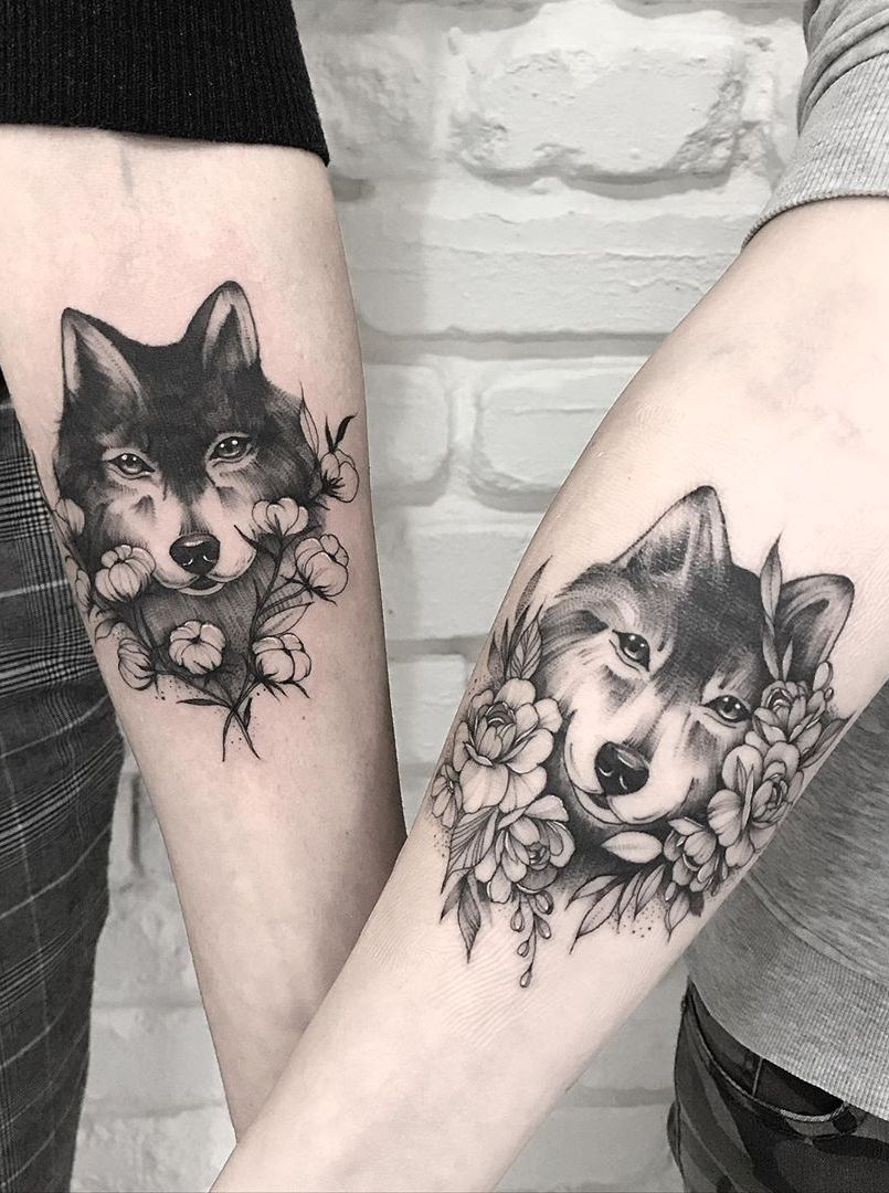 Ink Your Love With These Creative Couple Tattoos
