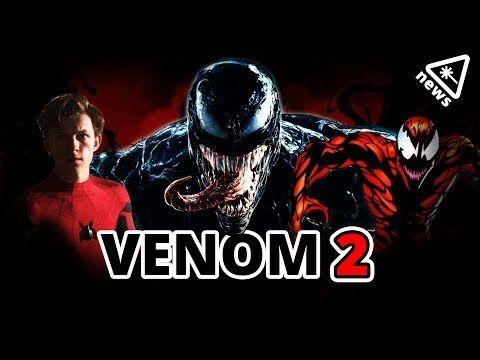 Venom 2 S Spider Man And Carnage Details Revealed Nerdist News W Amy Vorpahl Youtube Venom 2 Film Venom Carnage