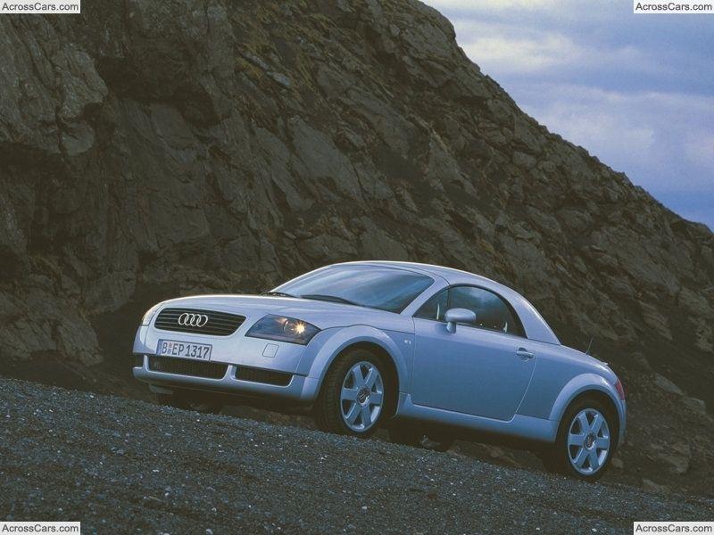 Audi Tt Roadster Hardtop 2000