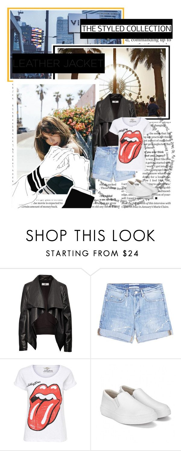 """""""I just wanna dance and nothing else"""" by mayseoki ❤ liked on Polyvore featuring Été Swim, HIDE and Cocurata"""