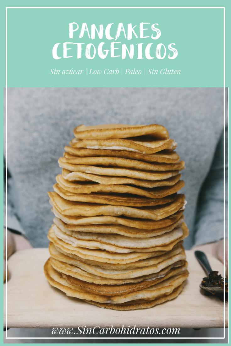 Pancakes Sin Harina | Cetogénicos | Functional Female