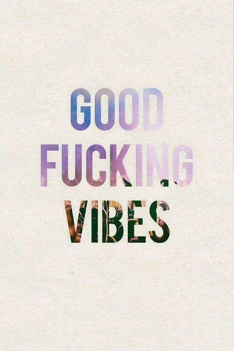 Good Vibes ☮♥♒