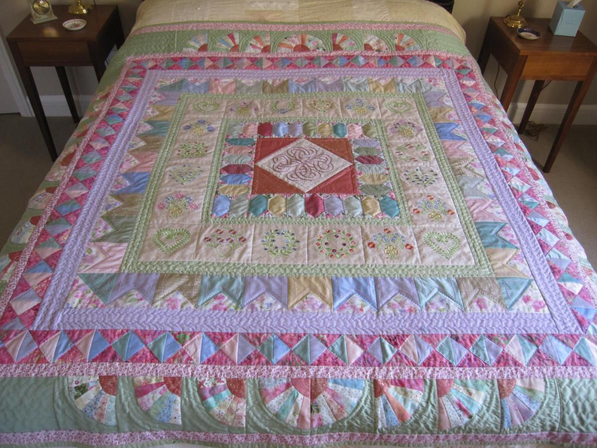 Marias quilt pattern included the forgotten seamstress by liz marias quilt pattern included the forgotten seamstress by liz trenow fandeluxe Image collections