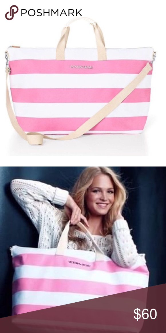 Victoria's Secret 2013 limited edition Brand new vs 2013 limited edition duffel weekender bag Victoria's Secret Bags Totes