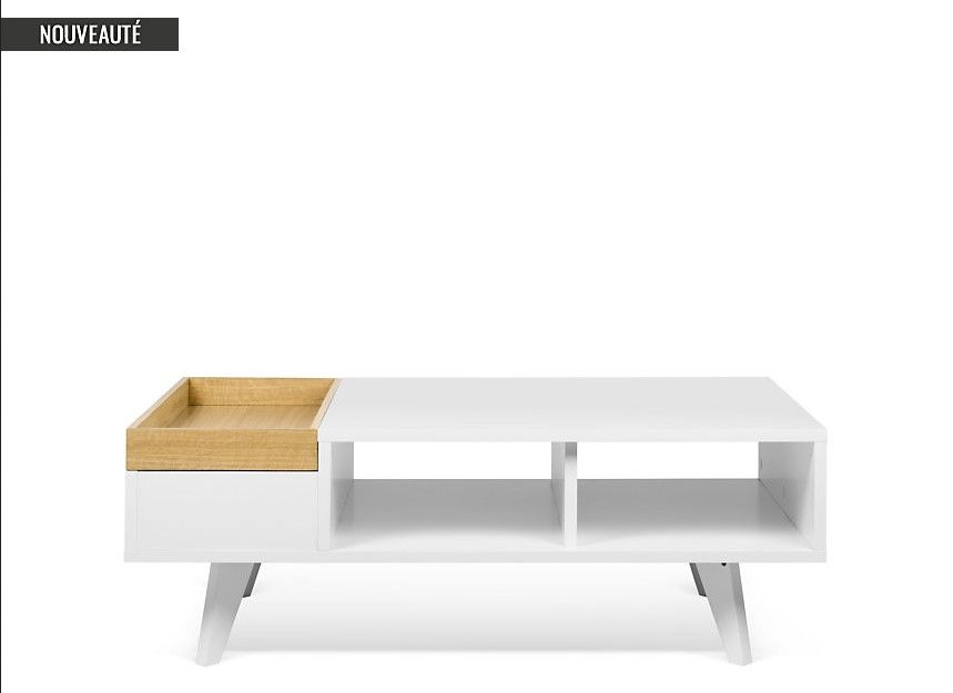 Table basse Platô TEMA HOME pas cher - Table basse Camif ...