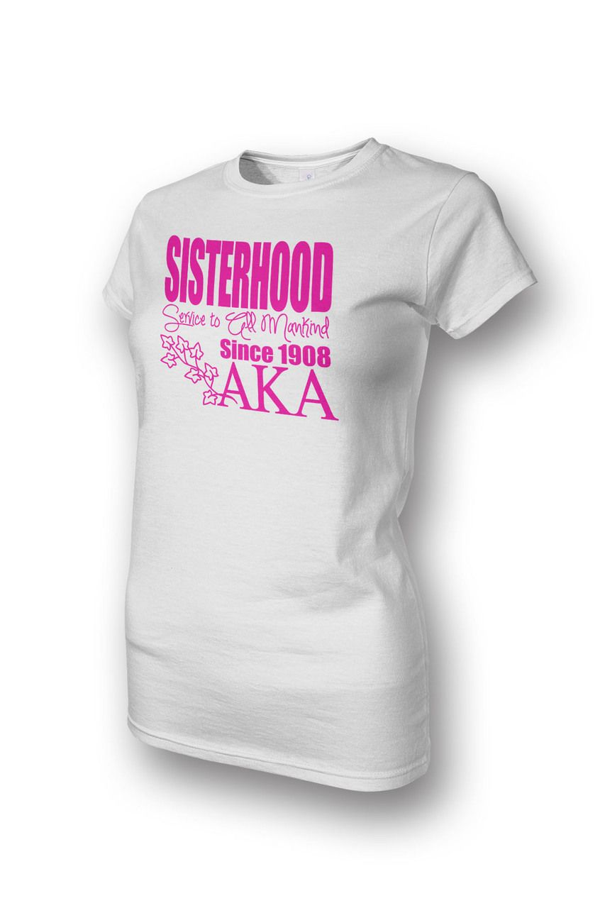 30a2ac1f0 Apparel - Sisterhood T-Shirt. Personalized Sorority & Fraternity  Merchandise and Collegiate Gifts