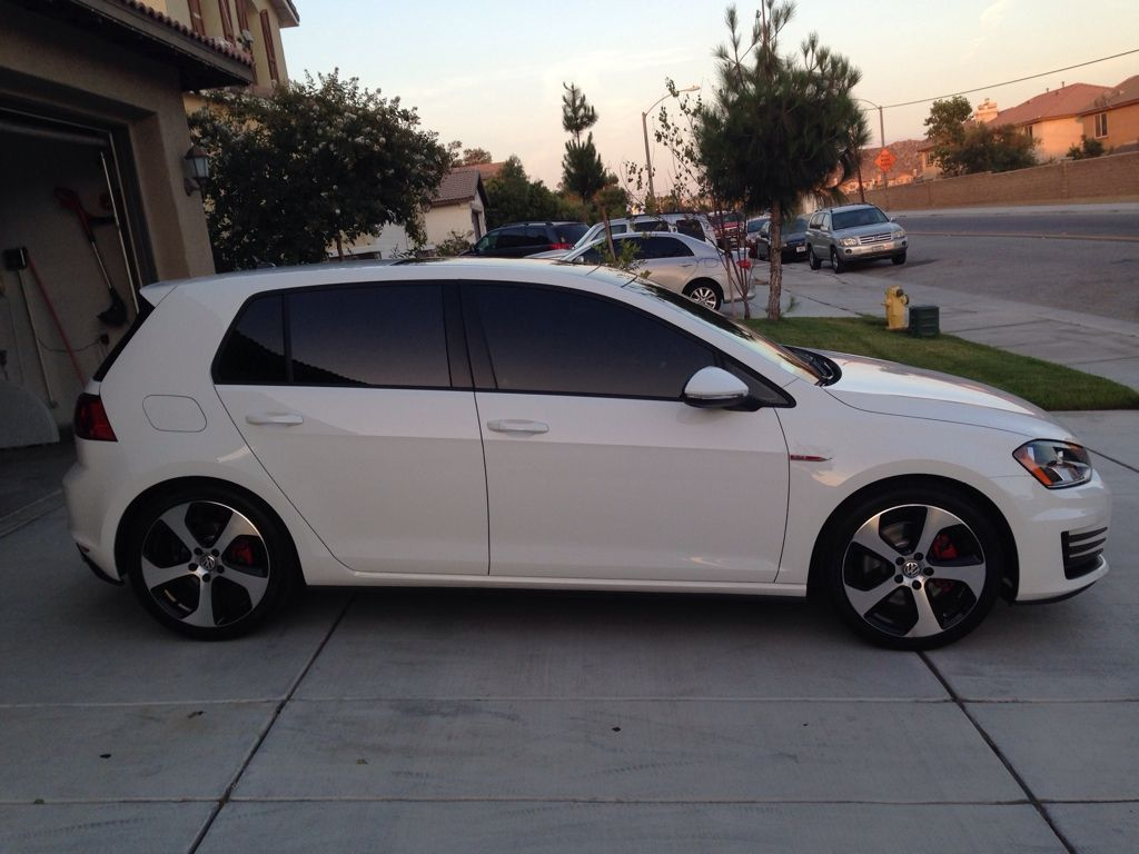 Official Pure White GTI / Golf Thread - Page 2 - GOLFMK7