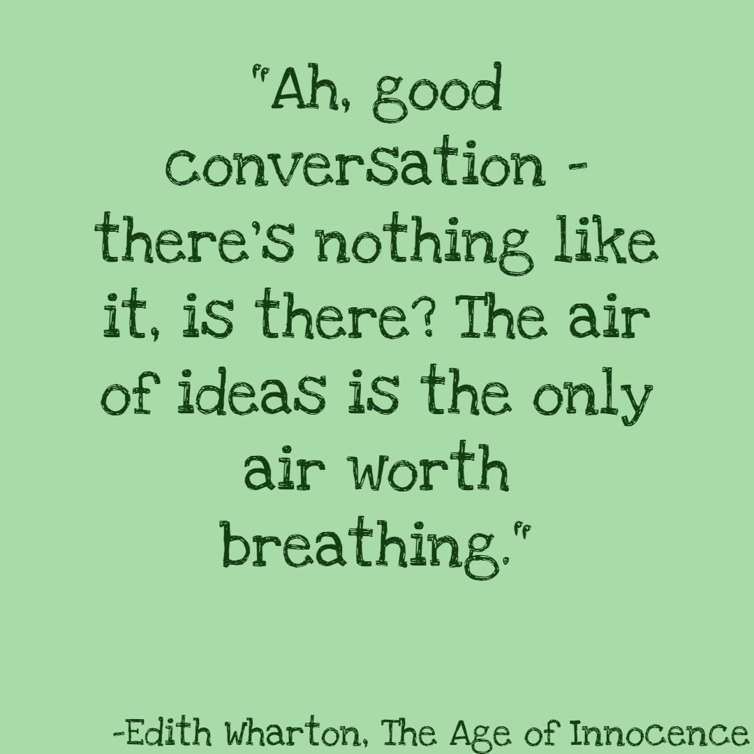 Edith Wharton The Age Of Innocence Book Quotes Book Quotes