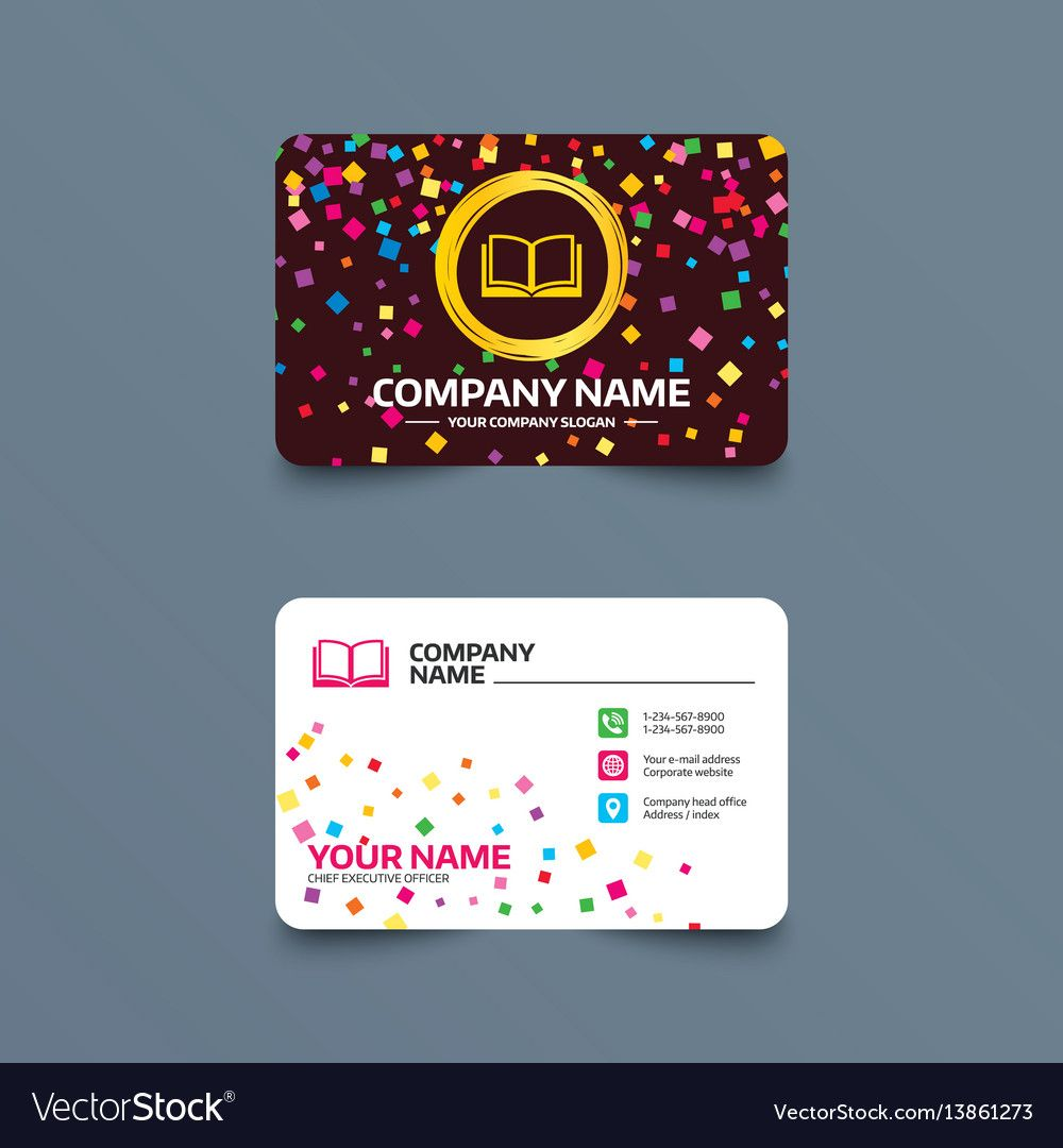 The Appealing Book Sign Icon Open Book Symbol Inside Open Office Index Card Template Pics Below Is Open Book Electronic Cards Business Card Templates Download