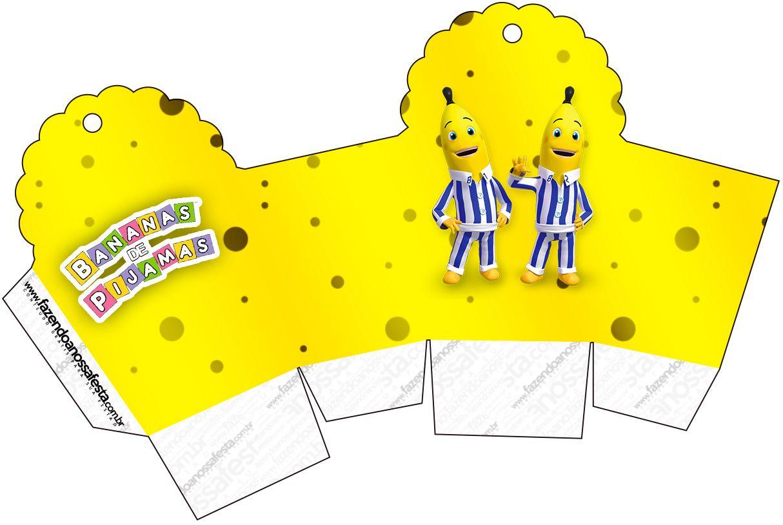Fazendoanossafesta 07 Bananas De