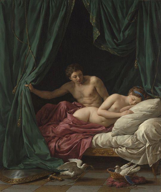 Ares and Aphrodite. Aphrodite s true love was Ares 60aaf736f8a