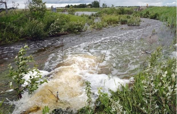 Qu'Appelle lakes now the focus of flood watch